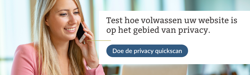 Privacy Verified quickscan